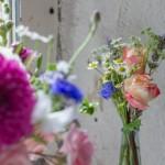 Blumengesteck - Die Retter der Tafelrunde