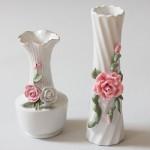 Die Retter der Tafelrunde, Porzellanvasen (15-20cm)