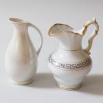 Die Retter der Tafelrunde, Porzellanvasen (bis 20cm)