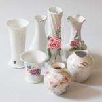 Die Retter der Tafelrunde, Porzellanvasen